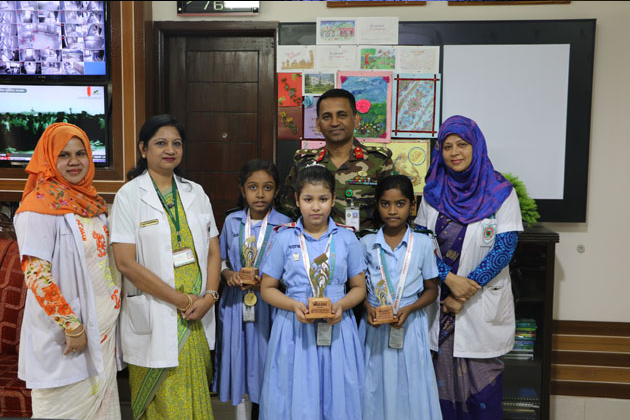 ALOHA Bangladesh 12th National Level Arithmetic and  Abacus Competition 2019